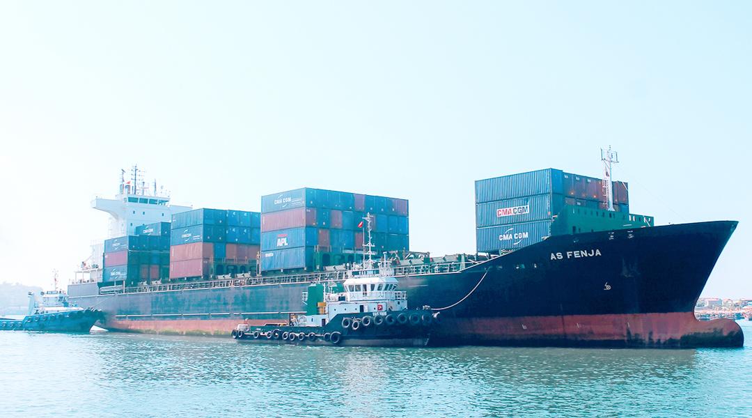 Ảnh 4 - Dịch vụ cảng - Xếp dỡ container